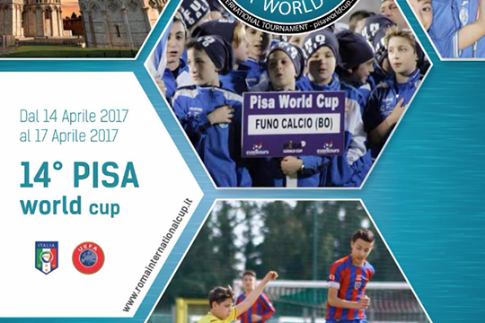 Catalogue pisa world cup 2017