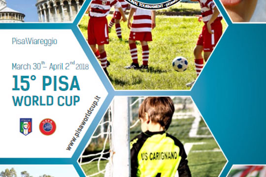 Catalogue pisa world cup 2018
